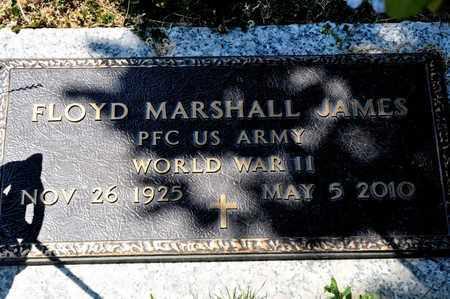 JAMES, FLOYD MARSHALL - Richland County, Ohio | FLOYD MARSHALL JAMES - Ohio Gravestone Photos