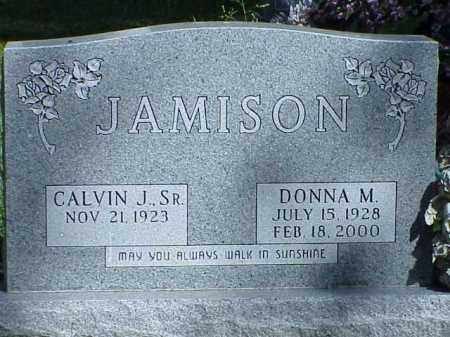 JAMISON, DONNA M. - Richland County, Ohio | DONNA M. JAMISON - Ohio Gravestone Photos