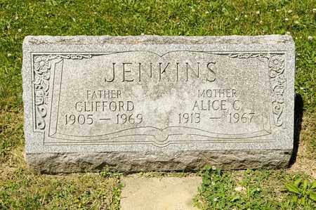 JENKINS, CLIFFORD - Richland County, Ohio | CLIFFORD JENKINS - Ohio Gravestone Photos