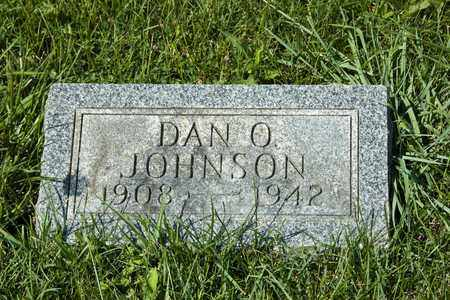 JOHNSON, DAN O - Richland County, Ohio | DAN O JOHNSON - Ohio Gravestone Photos