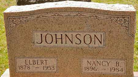 JOHNSON, NANCY B - Richland County, Ohio | NANCY B JOHNSON - Ohio Gravestone Photos
