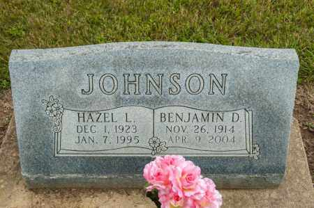 JOHNSON, HAZEL L - Richland County, Ohio | HAZEL L JOHNSON - Ohio Gravestone Photos