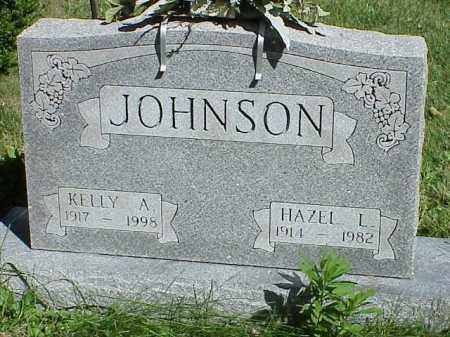 JOHNSON, KELLY A. - Richland County, Ohio | KELLY A. JOHNSON - Ohio Gravestone Photos