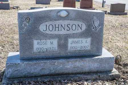 JOHNSON, ROSE M - Richland County, Ohio | ROSE M JOHNSON - Ohio Gravestone Photos