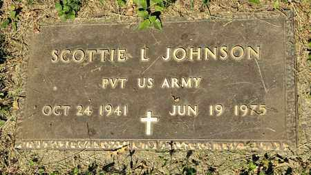 JOHNSON, SCOTTIE L - Richland County, Ohio | SCOTTIE L JOHNSON - Ohio Gravestone Photos