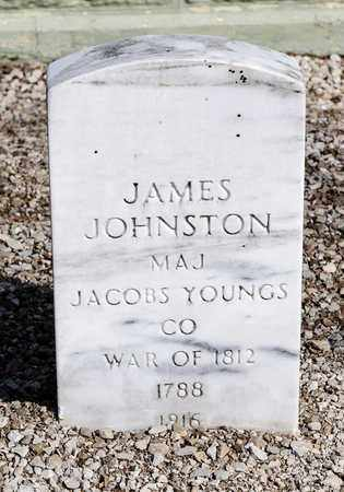 JOHNSTON, JAMES - Richland County, Ohio | JAMES JOHNSTON - Ohio Gravestone Photos
