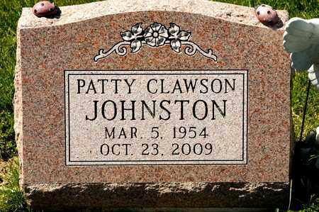 JOHNSTON, PATTY - Richland County, Ohio | PATTY JOHNSTON - Ohio Gravestone Photos