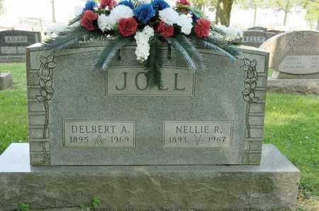 JOLL, NELLIE R - Richland County, Ohio | NELLIE R JOLL - Ohio Gravestone Photos
