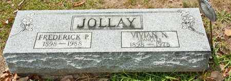 JOLLAY, VIVIAN N - Richland County, Ohio | VIVIAN N JOLLAY - Ohio Gravestone Photos