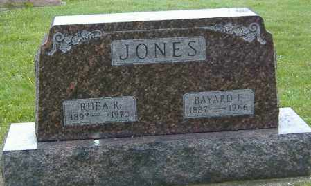 JONES, RHEA RUTH - Richland County, Ohio | RHEA RUTH JONES - Ohio Gravestone Photos
