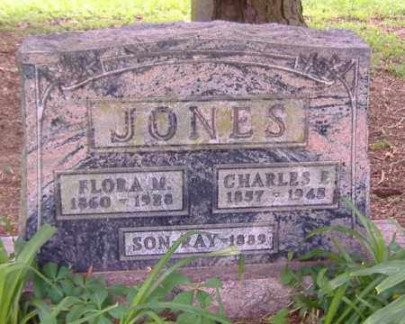 SHANABARGER JONES, FLORA MAY - Richland County, Ohio | FLORA MAY SHANABARGER JONES - Ohio Gravestone Photos