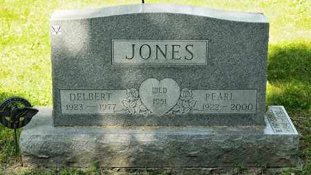 JONES, PEARL - Richland County, Ohio | PEARL JONES - Ohio Gravestone Photos