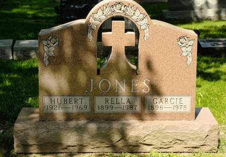 JONES, RELLA - Richland County, Ohio | RELLA JONES - Ohio Gravestone Photos