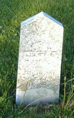 JONES, MARTHA JANE - Richland County, Ohio | MARTHA JANE JONES - Ohio Gravestone Photos
