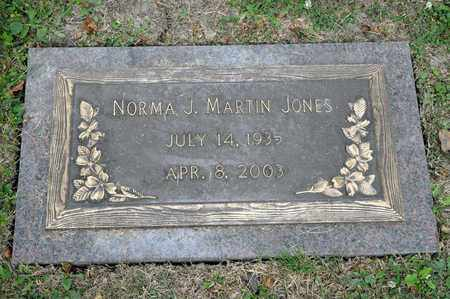 JONES, NORMA J - Richland County, Ohio | NORMA J JONES - Ohio Gravestone Photos