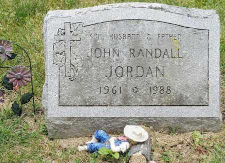 JORDAN, JOHN RANDALL - Richland County, Ohio | JOHN RANDALL JORDAN - Ohio Gravestone Photos