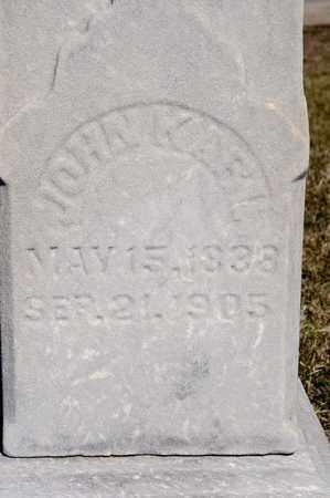 KARL, JOHN - Richland County, Ohio | JOHN KARL - Ohio Gravestone Photos