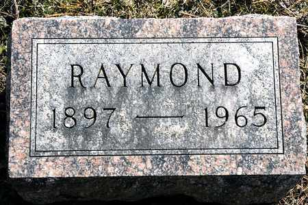 OMAN KARL, RAYMOND - Richland County, Ohio | RAYMOND OMAN KARL - Ohio Gravestone Photos