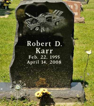KARR, ROBERT D - Richland County, Ohio | ROBERT D KARR - Ohio Gravestone Photos