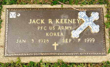 KEENEY, JACK R - Richland County, Ohio | JACK R KEENEY - Ohio Gravestone Photos