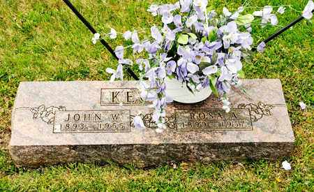 KEGLEY, JOHN W - Richland County, Ohio | JOHN W KEGLEY - Ohio Gravestone Photos