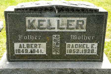 KELLER, ALBERT - Richland County, Ohio | ALBERT KELLER - Ohio Gravestone Photos