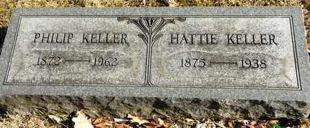 KELLER, HATTIE - Richland County, Ohio | HATTIE KELLER - Ohio Gravestone Photos