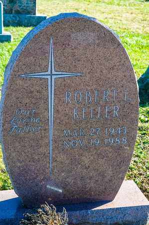 KELLER, ROBERT L - Richland County, Ohio | ROBERT L KELLER - Ohio Gravestone Photos