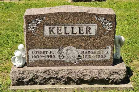 KELLER, MARGARET J - Richland County, Ohio | MARGARET J KELLER - Ohio Gravestone Photos
