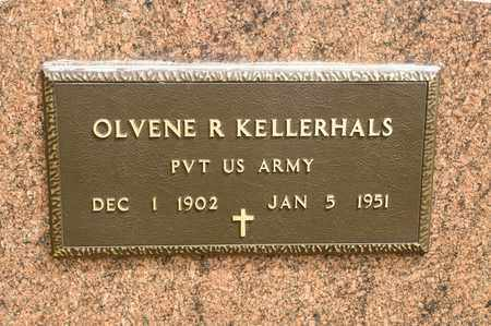 KELLERHALS, OLVENE R - Richland County, Ohio | OLVENE R KELLERHALS - Ohio Gravestone Photos