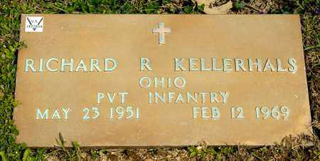 KELLERHALS, RICHARD R - Richland County, Ohio | RICHARD R KELLERHALS - Ohio Gravestone Photos