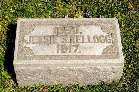 KELLOGG, JESSIE S - Richland County, Ohio   JESSIE S KELLOGG - Ohio Gravestone Photos