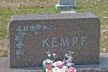 KEMPF, GEORGE C - Richland County, Ohio | GEORGE C KEMPF - Ohio Gravestone Photos