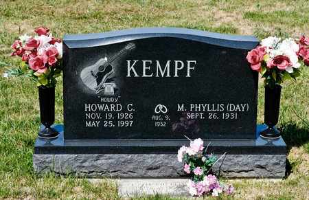 KEMPF, HOWARD C - Richland County, Ohio | HOWARD C KEMPF - Ohio Gravestone Photos
