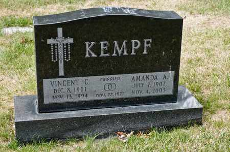 KEMPF, AMANDA A - Richland County, Ohio | AMANDA A KEMPF - Ohio Gravestone Photos