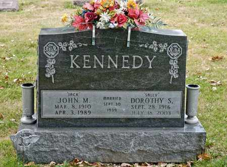 KENNEDY, DOROTHY S - Richland County, Ohio | DOROTHY S KENNEDY - Ohio Gravestone Photos