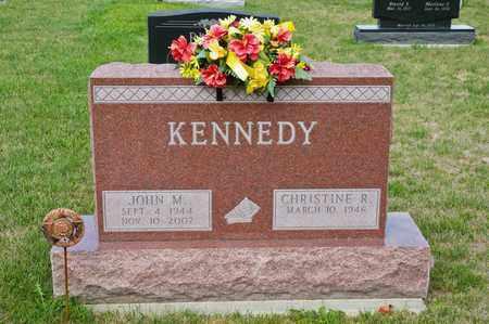 KENNEDY, JOHN M - Richland County, Ohio | JOHN M KENNEDY - Ohio Gravestone Photos