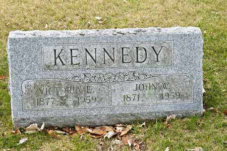 KENNEDY, VICTORIA E - Richland County, Ohio | VICTORIA E KENNEDY - Ohio Gravestone Photos