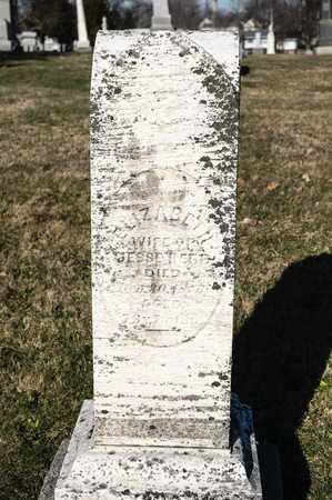 KERR, ELIZABETH - Richland County, Ohio | ELIZABETH KERR - Ohio Gravestone Photos