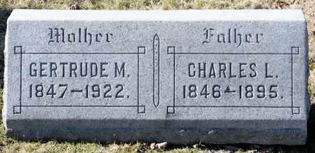 KERR, CHARLES L - Richland County, Ohio | CHARLES L KERR - Ohio Gravestone Photos