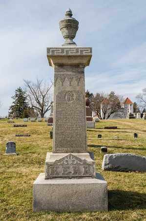 KERR, ABIGAIL - Richland County, Ohio | ABIGAIL KERR - Ohio Gravestone Photos