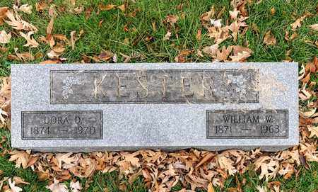 KESTER, WILLIAM W - Richland County, Ohio | WILLIAM W KESTER - Ohio Gravestone Photos