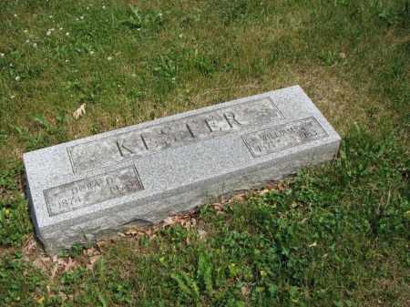KESTER, WILLIAM W. - Richland County, Ohio | WILLIAM W. KESTER - Ohio Gravestone Photos