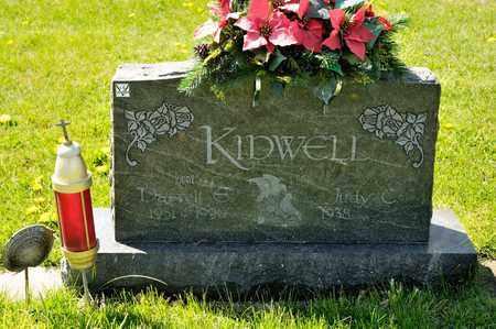 KIDWELL, DARRELL E - Richland County, Ohio | DARRELL E KIDWELL - Ohio Gravestone Photos