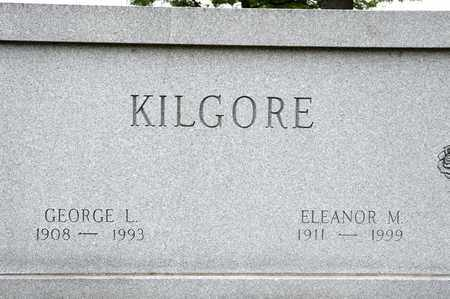 KILGORE, GEORGE L - Richland County, Ohio | GEORGE L KILGORE - Ohio Gravestone Photos