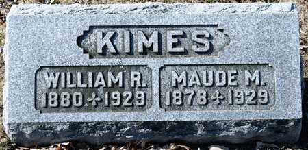 KIMES, WILLIAM R - Richland County, Ohio | WILLIAM R KIMES - Ohio Gravestone Photos