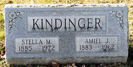 KINDINGER, STELLA M - Richland County, Ohio | STELLA M KINDINGER - Ohio Gravestone Photos