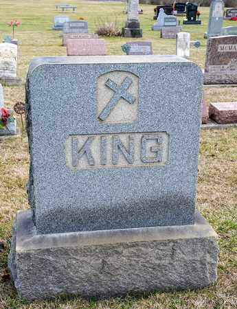 KING, AUGUSTUS JAMES - Richland County, Ohio | AUGUSTUS JAMES KING - Ohio Gravestone Photos
