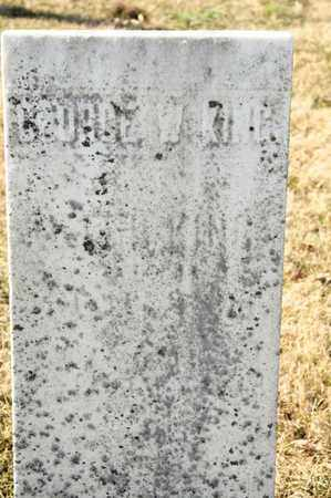 KING, GEORGE W - Richland County, Ohio | GEORGE W KING - Ohio Gravestone Photos