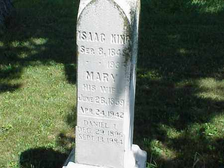 KING, ISAAC - Richland County, Ohio | ISAAC KING - Ohio Gravestone Photos